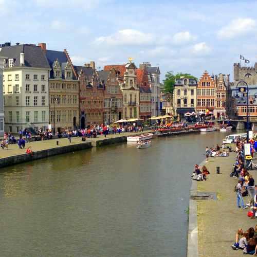 Ghent, Belgium via Wayfaring With Wagner