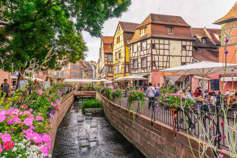 A weekend trip to colmar france wayfaring with wagner for Colmar cuisine creation