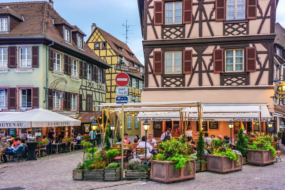 A Weekend Trip To Colmar France Wayfaring With Wagner - Colmar cuisine creation