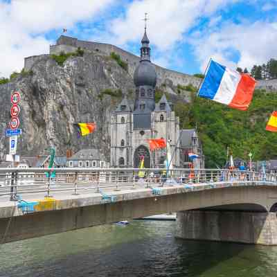The Historical Town of Dinant // Belgium