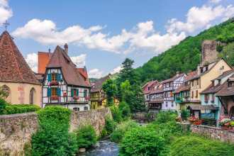 A Magical Day Trip to Kaysersberg, France