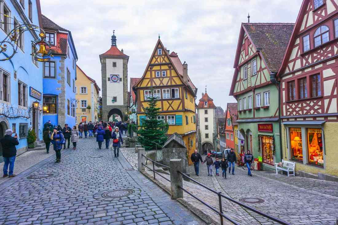 Romantic Places in Germany via Wayfaring With Wagner