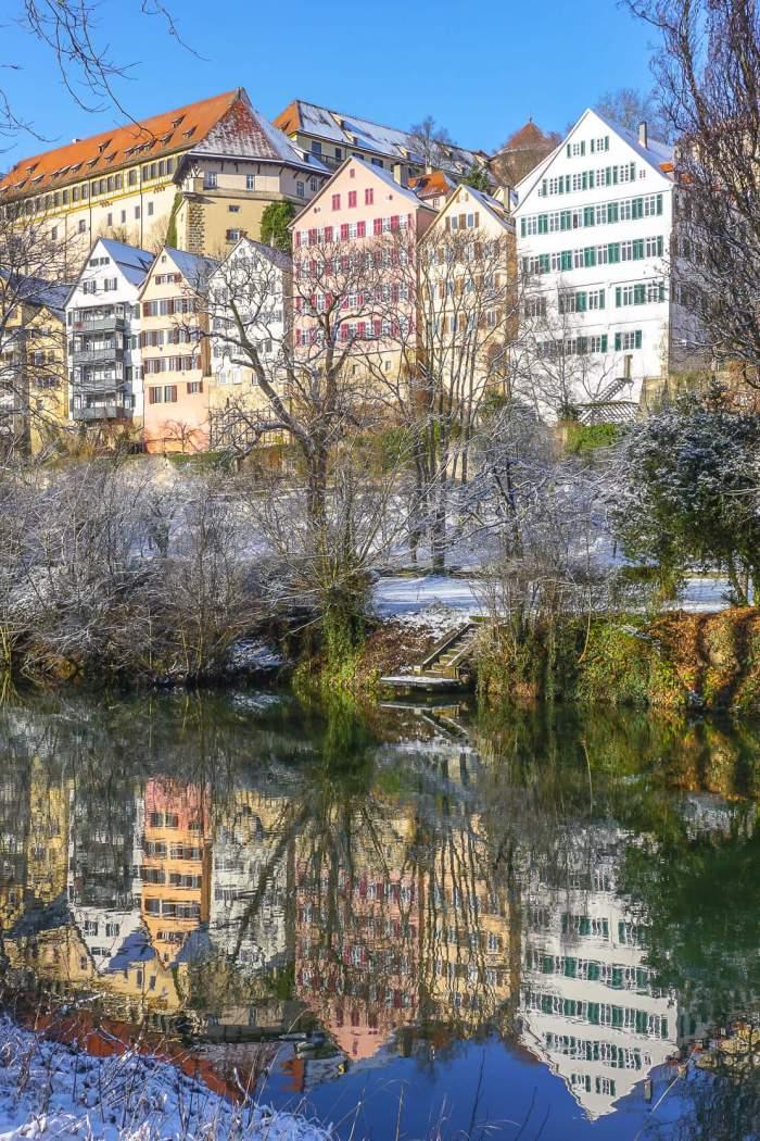 Visiting Tübingen in Wintertime
