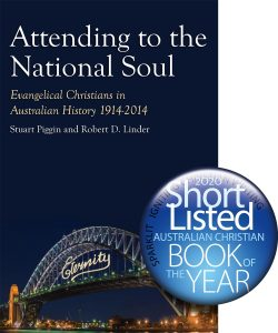 attending to the national soul book cover