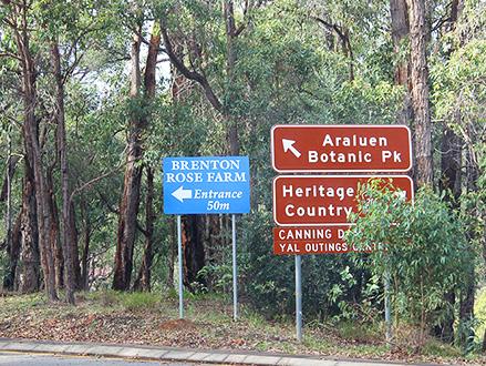 City of Armadale - Tourism signage audit