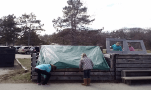 Claypit Hill Composting Bins