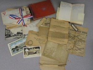 Herman Allen correspondences