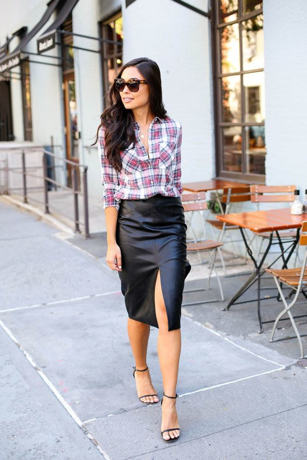 Outfits With Pencil Skirts 25 Ways To Wear Pencil Skirts
