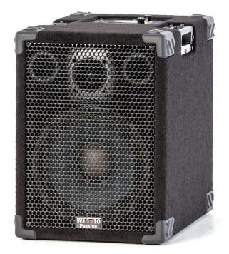 Wayne Jones Audio - 1000 Watt 1x10 Passive Bass Cabinet