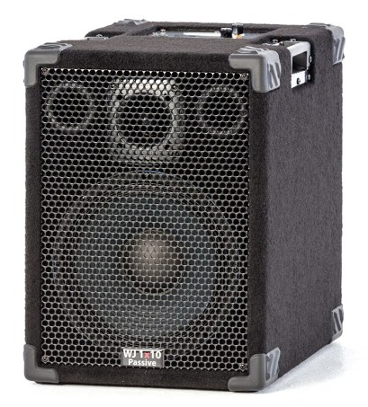 Wayne Jones Audio - 1000 Watt 1x10 Passive Bass Cabinet