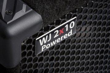 1000 Watt 2x10 Powered Bass Cabinet logo