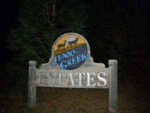 Jenny Creek Estates