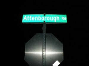 Attenborough Road
