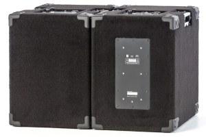 Wayne Jones Audio - 1000 Watt 1x10 Powered Stereo/Mono Guitar Speaker Cabinets