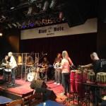 David Sanborn & band soundcheck at the Blue Note, Nagoya, October 18 2015