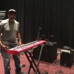 Carl Young @ SIR Studios
