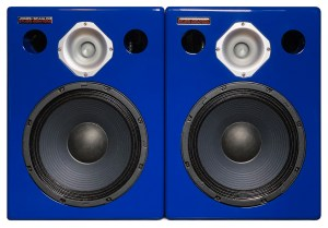 Jones-Scanlon Studio Monitors - DSP, High Powered, Bi-Amped