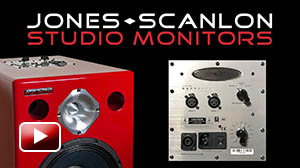 Jones-Scanlon Studio Monitors: Technical Details