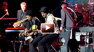 Marcus Miller & Andre Berry - Smooth Jazz Cruise 2011