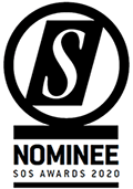 We are proud to announce our Nomination in the Prestigious SOS Global Reader Awards