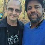 Wayne Jones with Victor Wooten