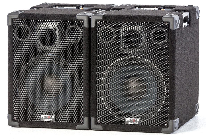 WJ 1×10 Stereo Guitar Cabinets - Wayne Jones AUDIO