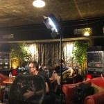 Wayne Jones AUDIO product demonstration at Sing Sing Recording Studio