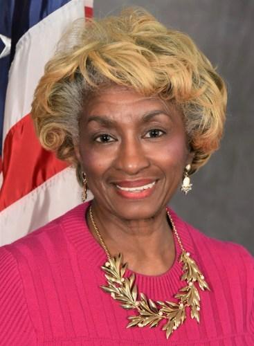 Commissioner Martha Scott 2019