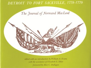 Detroit to Fort Sackville cover