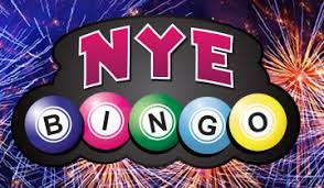 New Years Eve Bingo
