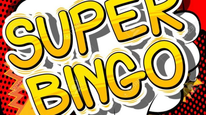 Super Bingo – Sunday September 23rd