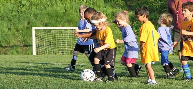 2021 Fall Rec Soccer Registration