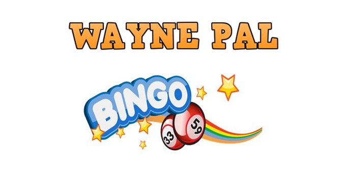 Wayne PAL Bingo