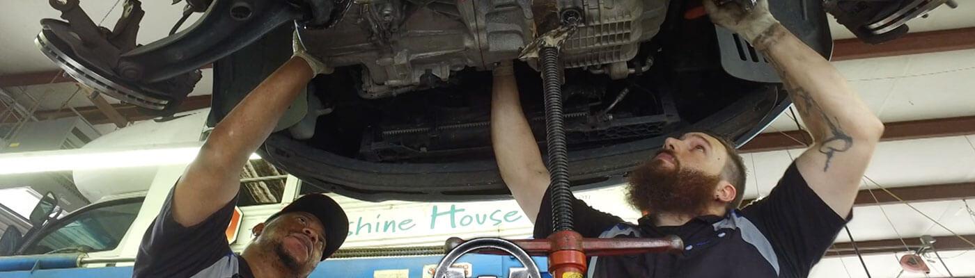 The Fundamentals Of Auto Transmission Repair In Aiken Sc