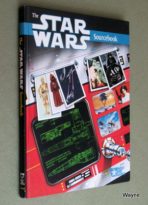 Sourcebooks 1st Amp 2nd Editions Star Wars D6 Roleplaying West End Games Waynes Books
