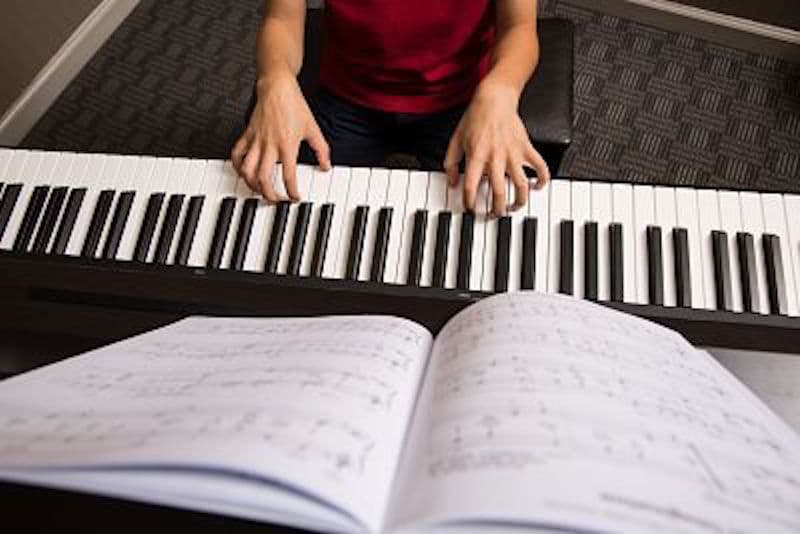 piano playing for kids