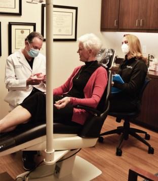 Adult patient visit