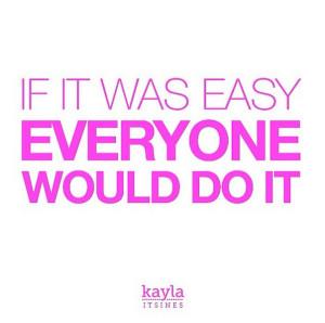 Kayla quote