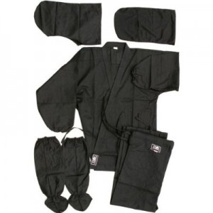 Traditional Ninja Uniform by Piranha Gear