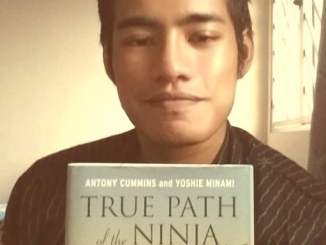 True Path of The Ninja Selfie