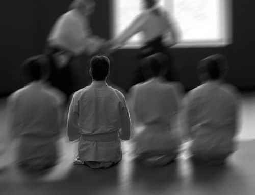 Learning Anxiety in Sports and Martial Arts