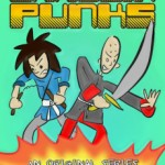 Shaolin Punks cover