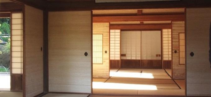 Japanese secret room