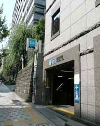 Hanzomon Station by Nyao148