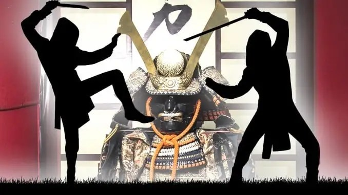 52 Japanese Martial Arts Related to the Real Ninja