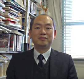 Professor Yuushi Yamada of Mie University