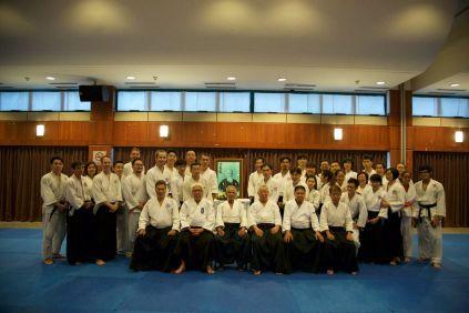 SG50 Aikido Seminar