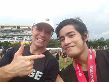 Joe De Sena (Spartan Race CEO) & Logen Lanka