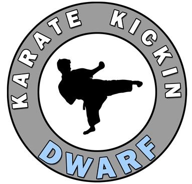 Karate Kickin Dwarf