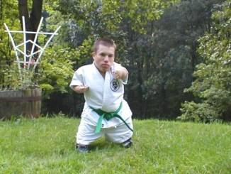 Larry McDonnell - Karate Kickin' Dwarf